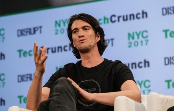 El creador de Wework, Adam Neumann