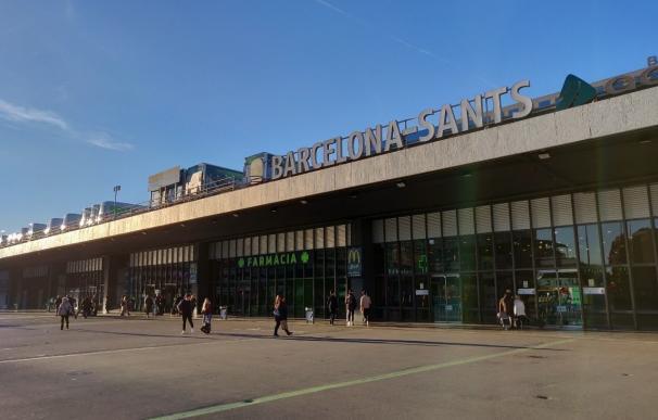 Estación Barcelona Sants