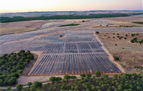 Proyecto fotovoltaico de Solaria