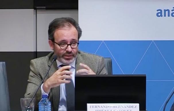 Fernando Hernández, director de Energía de la CNMC.