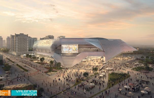 Estadio Arena Valencia
