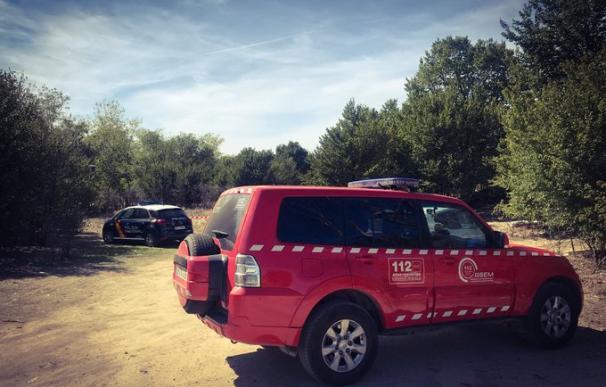 Hallan el cuerpo sin vida de una mujer en el Parque Butarque. (112 Comunidad de Madrid)