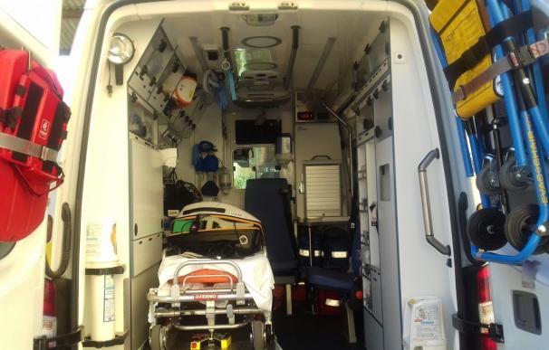 Imagen de archivo de una ambulancia. / CICU