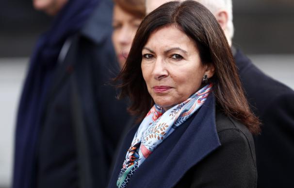 La alcaldesa de París, Anne Hidalgo. / EFE