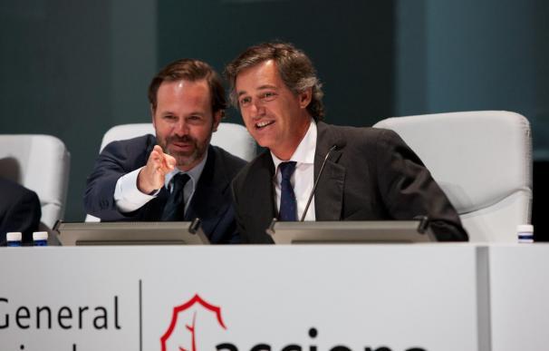 Los Entrecanales reorganizan su participación de control en Acciona