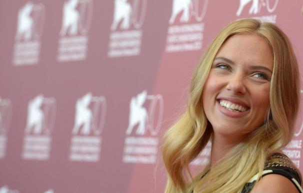 Scarlett Johansson. /EFE