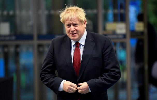 El primer ministro británico, Boris Johnson./EFE