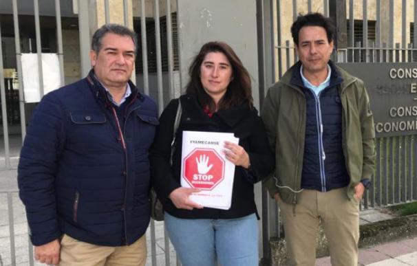Fotografía de Paloma Alonso, la persona más endeudada de España por el Impuesto de Sucesiones.