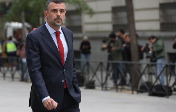 Santi Vila paga la fianza de 50.000 euros impuesta para salir de prisión