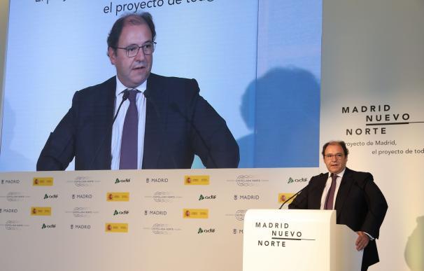 El presidente de Distrito Castellana Norte (DCN), Antonio Béjar
