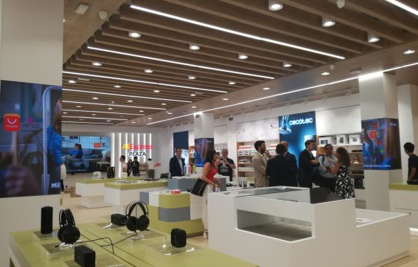 Nueva tienda de Aliexpress en el centro comercial intu Xanadú de Madrid