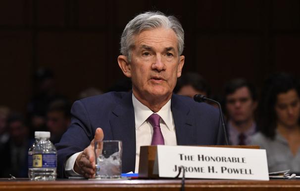 Jerome 'Jay' Powell es el presidente de la Fed desde noviembre de 2017.