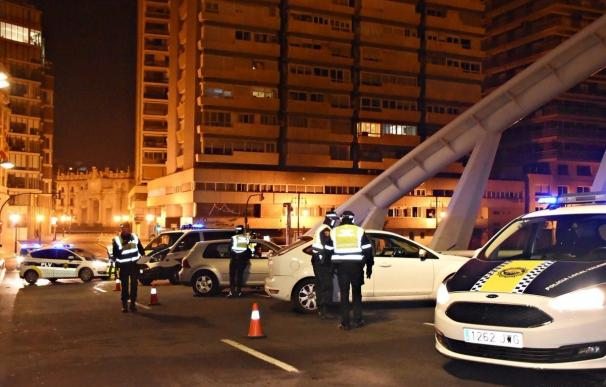 Control de la Policía Local de València