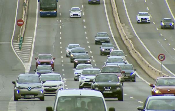 Menos fallecidos en las carreteras durante las vacaciones