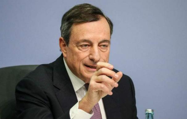 ¿Sacará Draghi la artillería pesada?