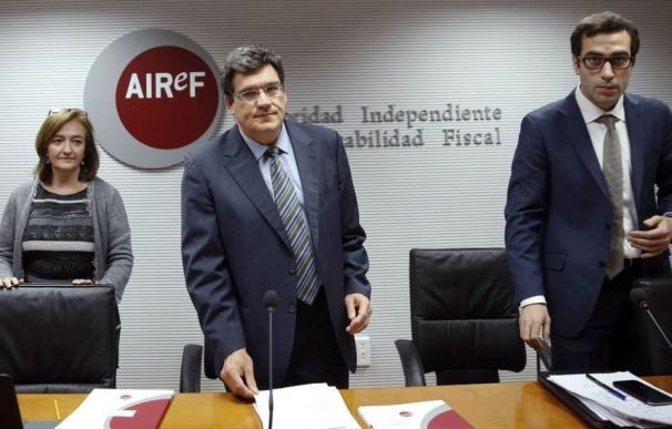 El presidente de Airef, José Luis Escrivá / EFE