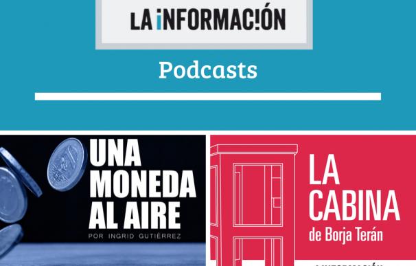 Carátula de los podcasts de La Información.