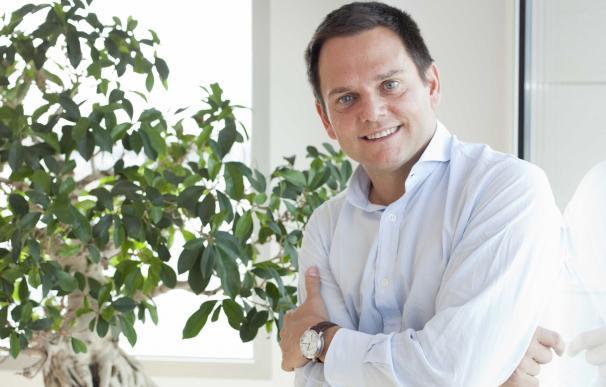 David Ruiz de Andrés, fundador y CEO de Grenergy Renovables