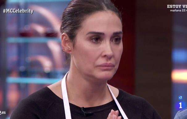 Vicky Martín Berrocal en MasterChef