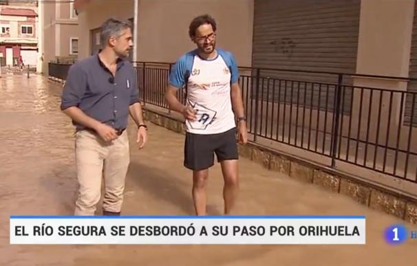 Carlos Franganillo reportero