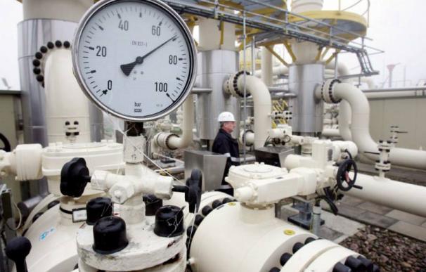 Imagen de archivo de una planta de gas. (Foto: EFE)