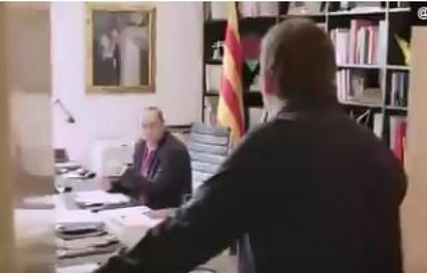 Vídeo Torra