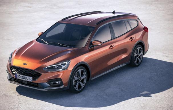 El nuevo Ford Focus Active.