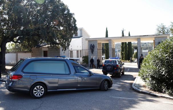 Franco llega a Mingorrubio