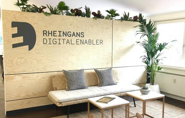 Fotografía de la empresa Rheingans Digital Enabler, que ha aplicado una jornada de cinco horas.