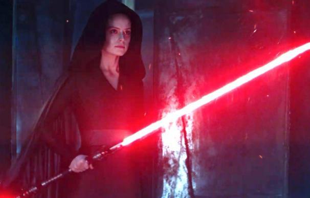Un fotograma del nuevo capítulo de Star Wars. /Disney