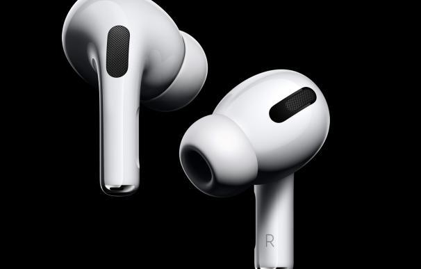 Nuevos airpods de Apple. / Europa Press