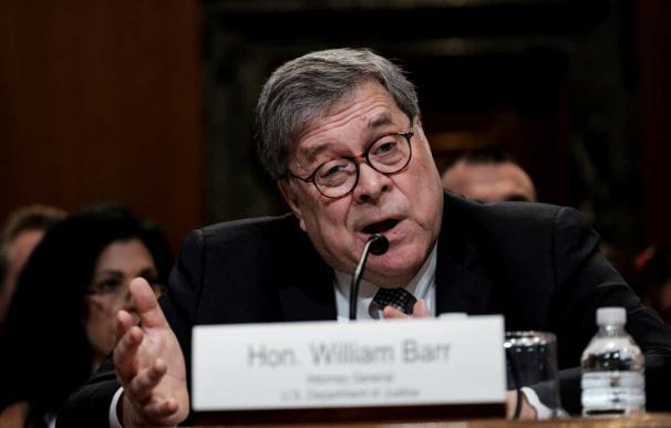 El fiscal general de Estados Unidos, William Barr. /EFE
