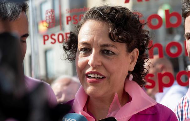 Valerio Cordero, ministra de Trabajo, Migraciones y Seguridad Social