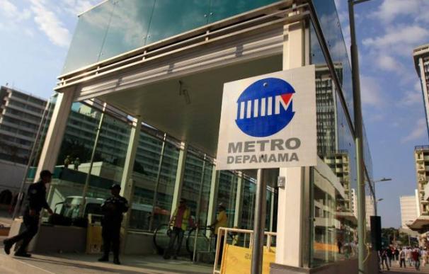 Metro de Panamá. / EFE