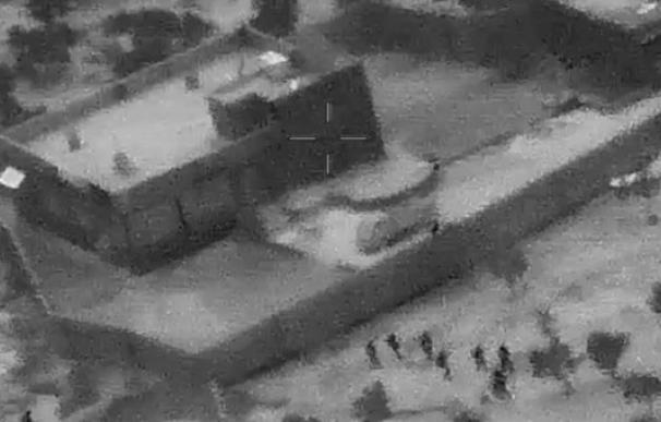 Imágenes del Pentágono de la muerte de Al Baghdadi
