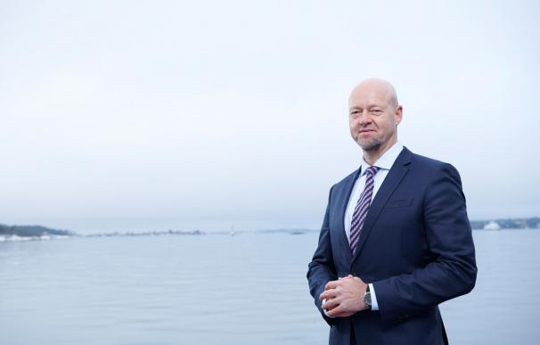 Yngve Slyngstad actual consejero delegado del NBIM.