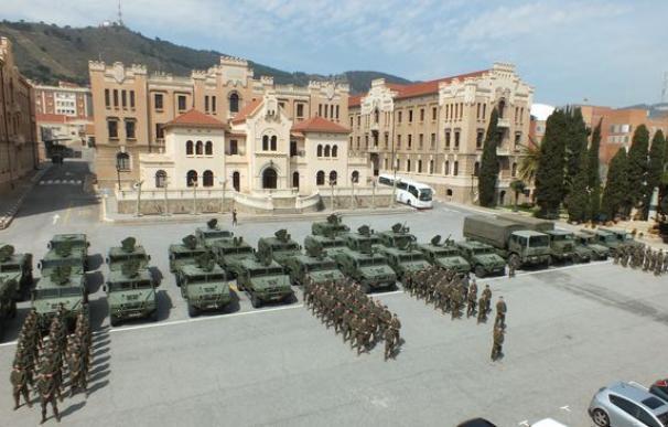 El Regimiento de Infantería Arapiles 62. /MDE.es