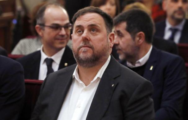 Oriol Junqueras apoyo apertura