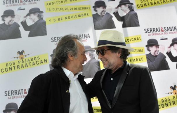 Latinoamérica y Serrat y Sabina, un amor correspondido y ahora filmado