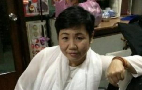 Fotohgrafía de Wannee Jiracharoenying, la millonaria encontrada muerta en el congelador de su casa.