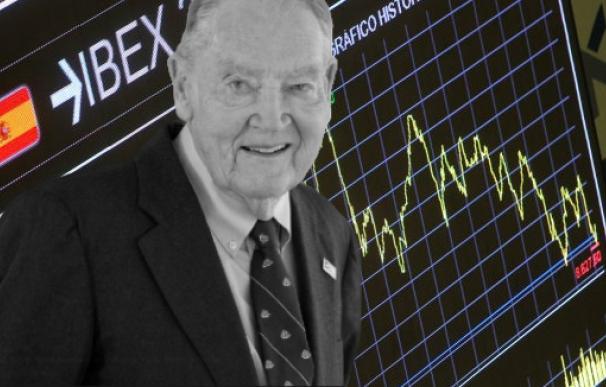 John Bogle (1929-2019), fundador de Vanguard.