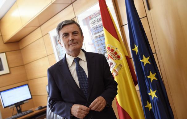Pedro Saura, secretario de Estado de Infraestructuras.