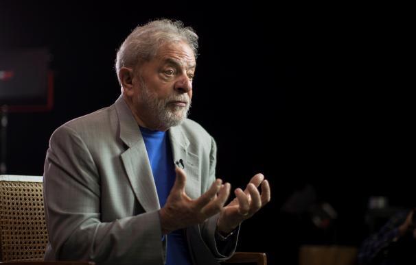 Fotografía de archivo del expresidente brasileño Luiz Inácio Lula da Silva