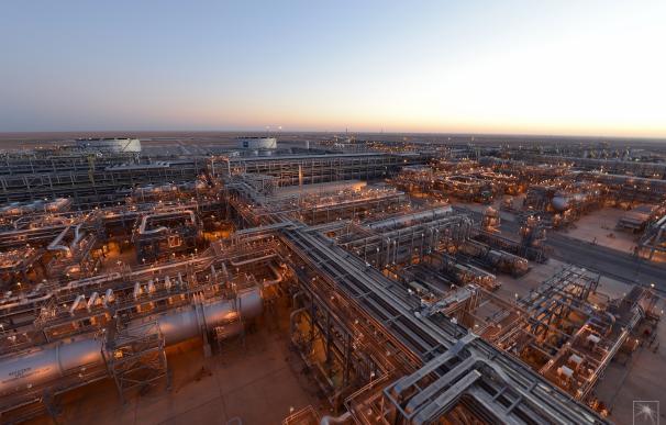Planta petrolífera de Aramco: Khurais