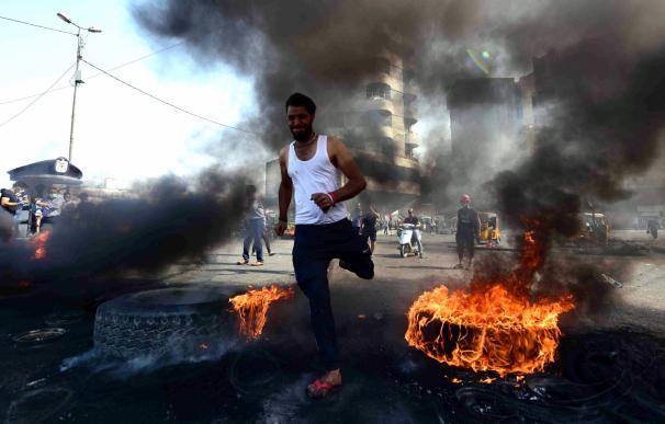 Protestas Irak