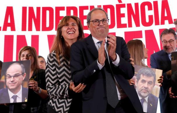 Fotografía Quim Torra y Laura Borrás / EFE