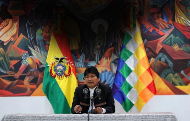 Evo Morales convoca nuevas generales en Bolivia tras las sospechas de fraude electoral