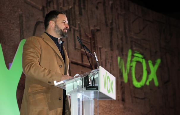 Vox hace caja con 3.000 nuevos afiliados en una semana: 357 en la noche electoral