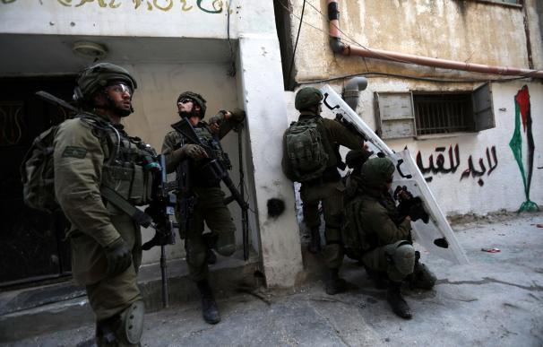 Israel pico de tensión