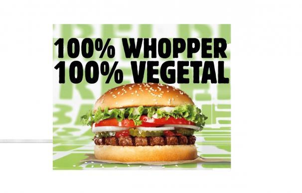Nueva Rebel Whopper de Burger King